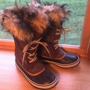 Sorel Waterproof Boots